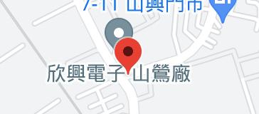 Bistro181法國餐廳地圖