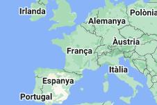 Location of França
