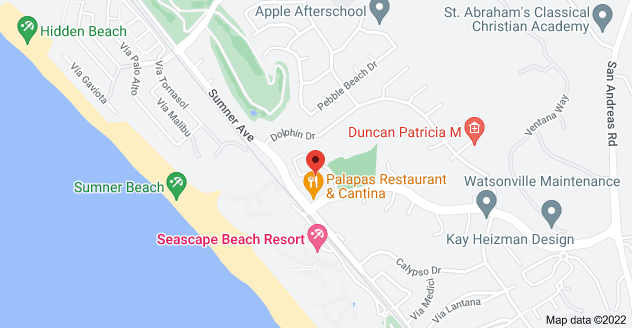 Map of 26 Seascape Village, Aptos, CA 95003