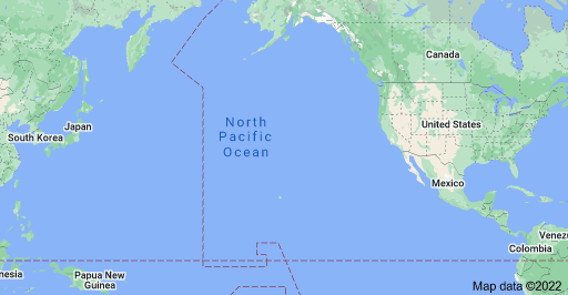 North Pacific Ocean