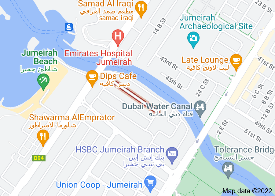 Location of 51 A Street