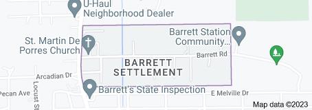 """""""Barrett"""