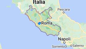 Mappa di: Lazio