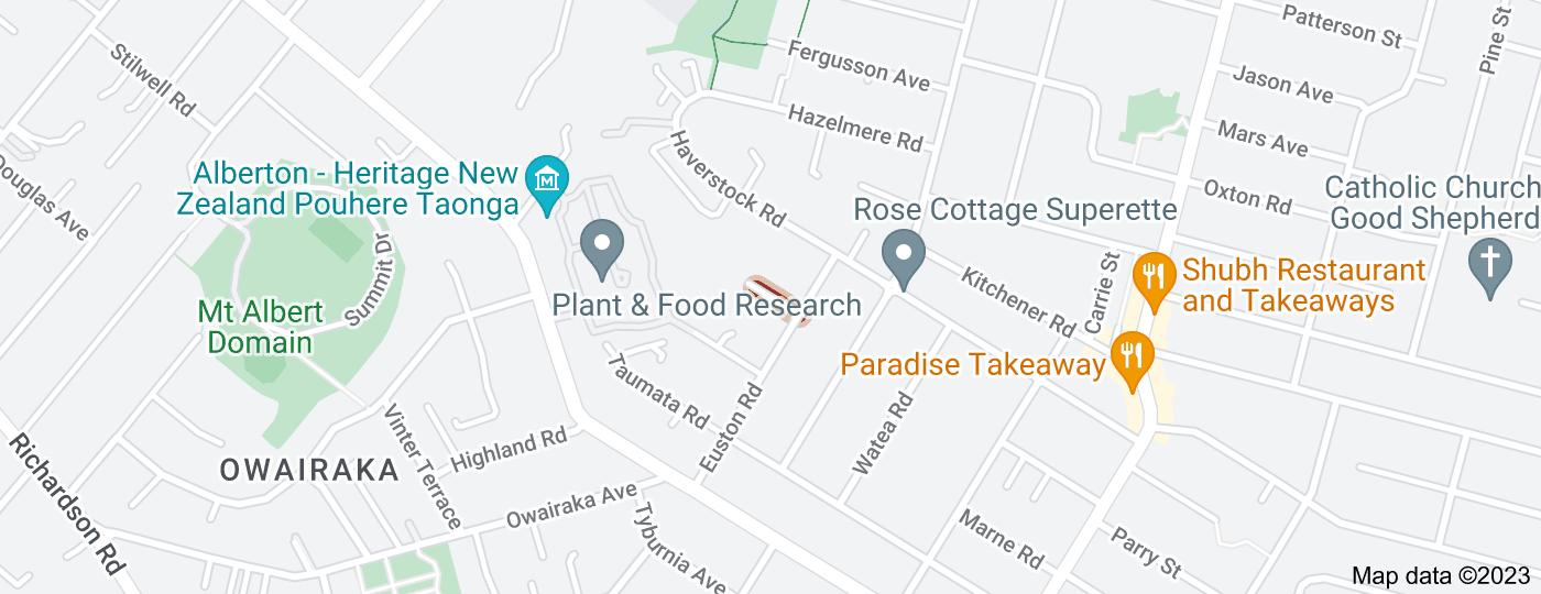 Location of Camden Road