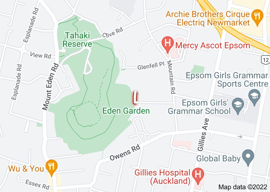 Location of Savannah Street