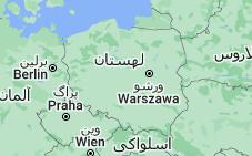 Location of لهستان