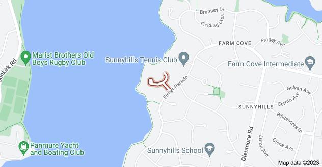 Location of Sanctuary Point