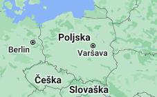 Location of Poljska