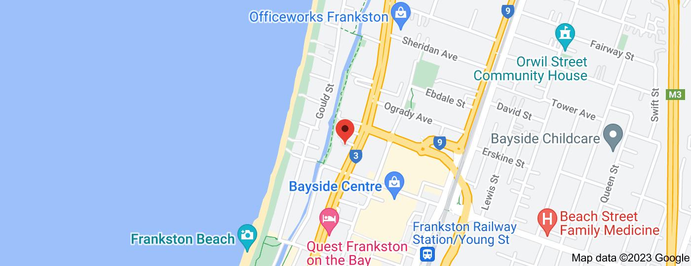 Location of DR CJ Meehan