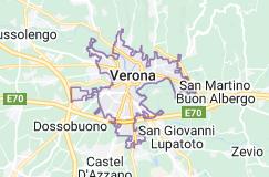 Mappa di: Verona