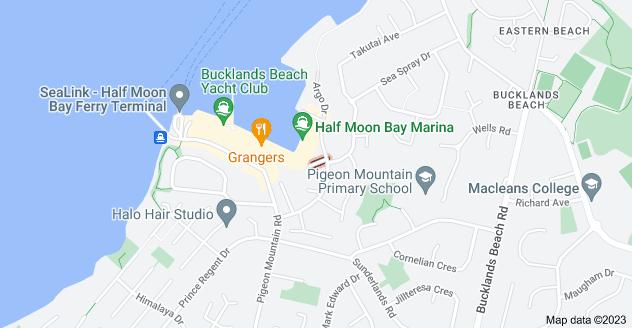 Location of Pegasus Place