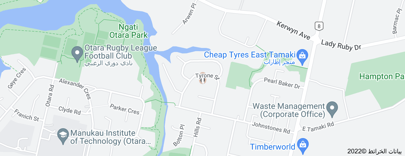 Location of Nairn Place