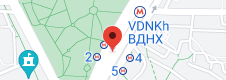 Location of محطة VDNKh