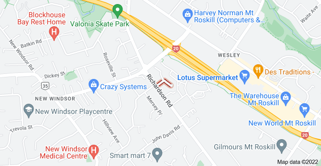 Location of Welsh Street
