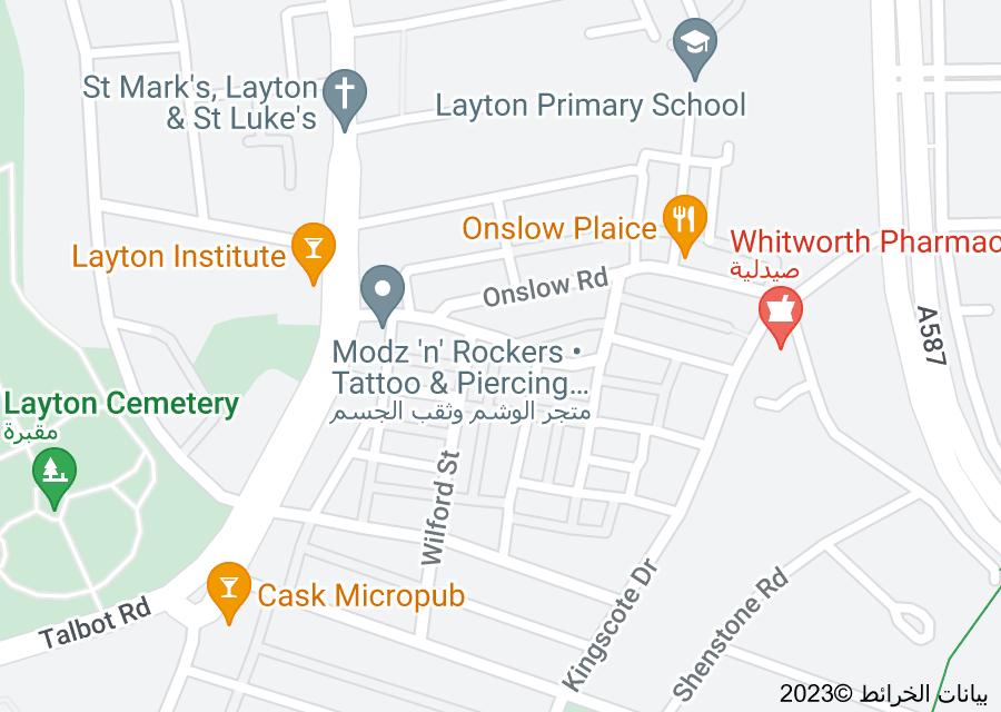 Location of Layton
