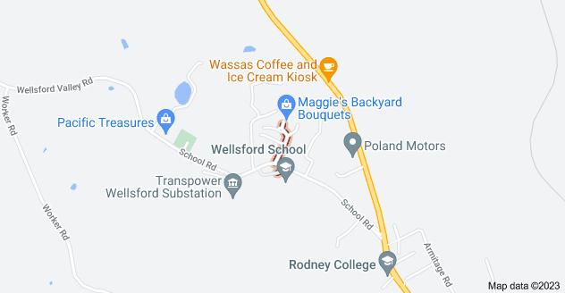 Location of Astrid Lane