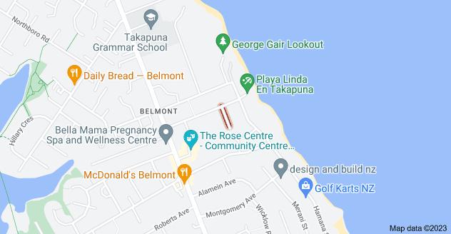 Location of Maleme Avenue