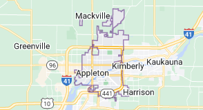 Transportation Service from O'Hare to Appleton WI, Transportation Service from Appleton WI to O'Hare, Car Service O'Hare to Appleton WI, Limo Service O'Hare to Appleton WI, Limo O'Hare to Appleton WI