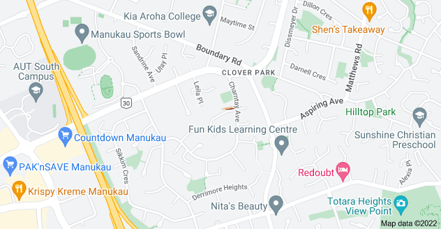 Location of Greenstone Place