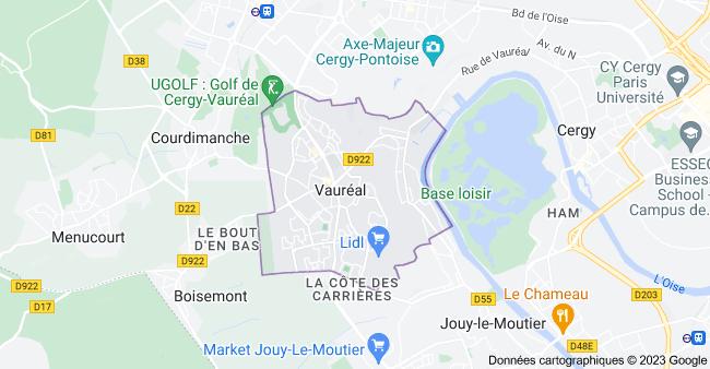 Vauréal