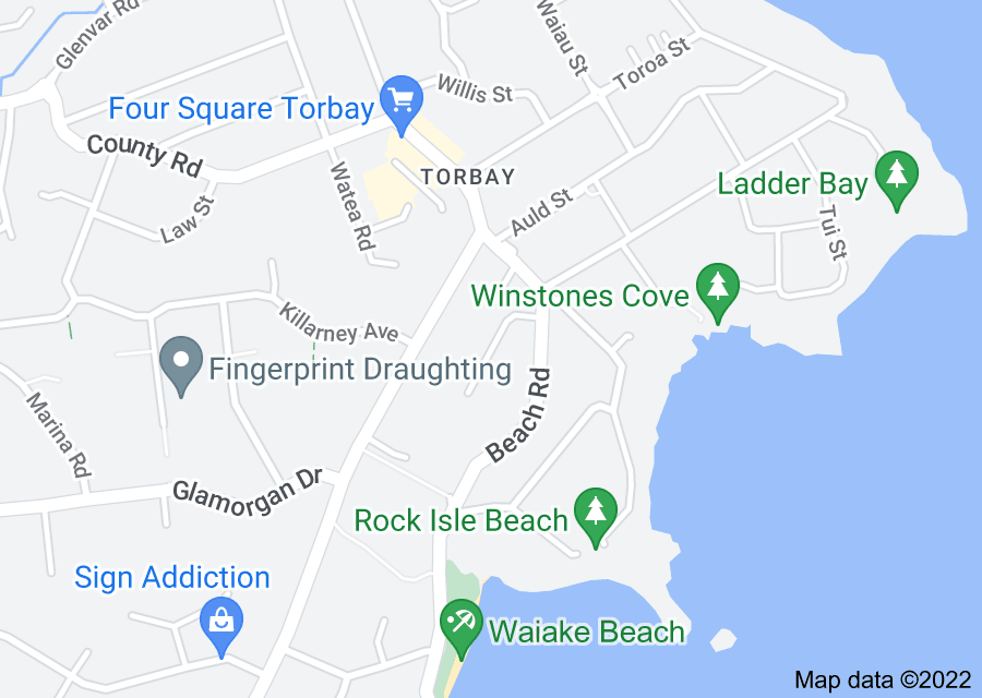 Location of Long Street