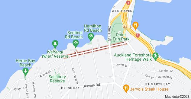 Location of Sarsfield Street