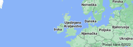 Location of Ujedinjeno Kraljevstvo
