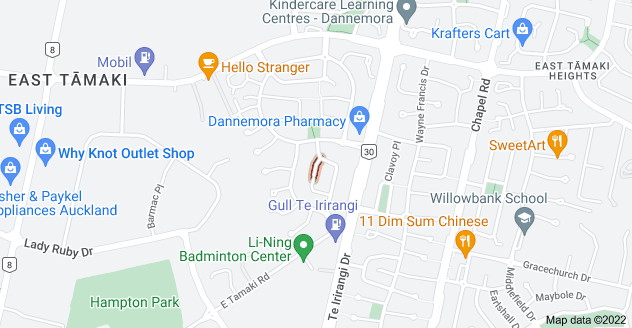 Location of Lamberg Close