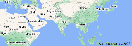 Location of India