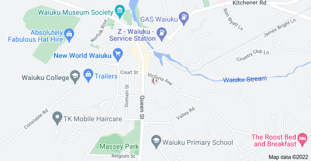 Location of Civic Place