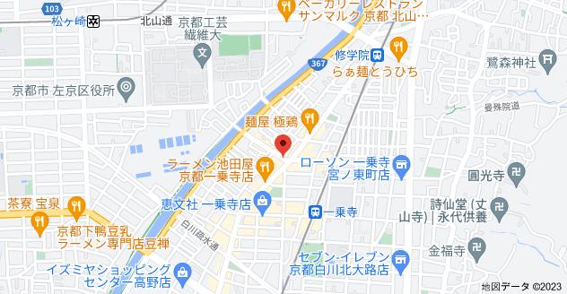 ラーメン荘 夢を語れの地図
