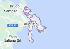 Mappa di: Augusta