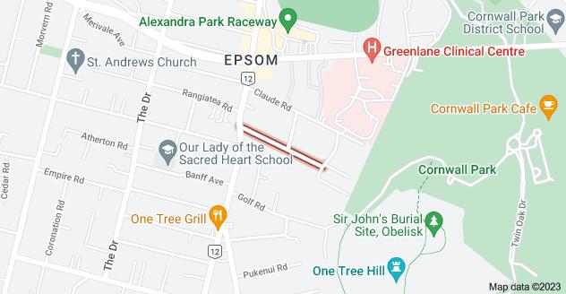 Location of Gardner Road