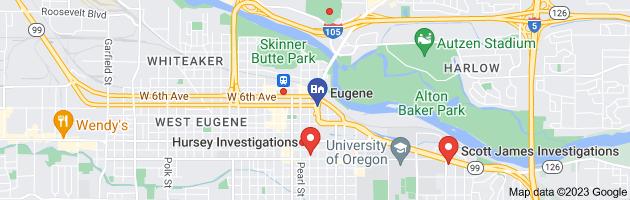Eugene, OR private investigators