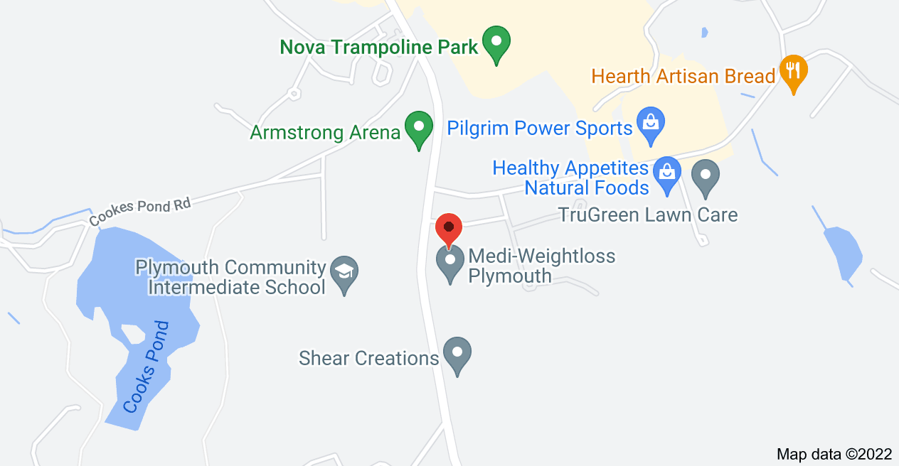 Map of 116 Long Pond Rd, Plymouth, MA 02360