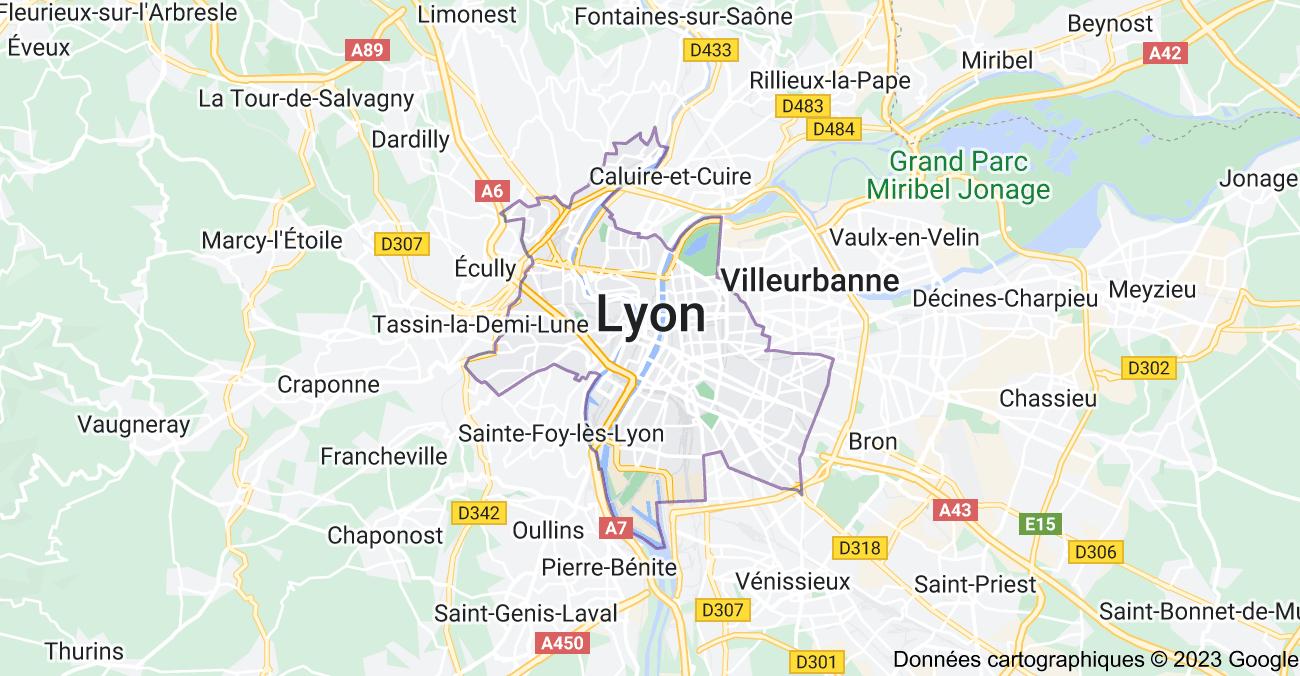 CBD Lyon