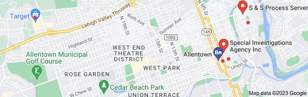 Allentown, PA private investigators