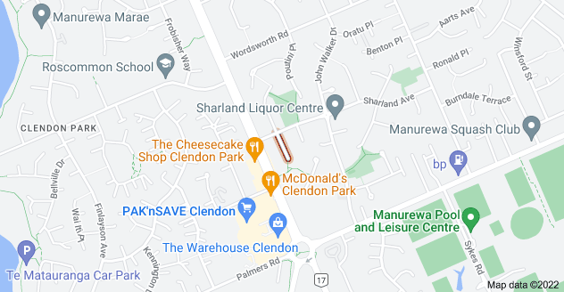 Location of Sealord Place