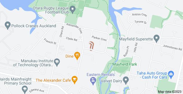 Location of Craig Place