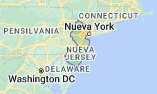 Location of Nueva Jersey