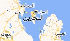 Location of البحرين
