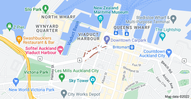 Location of Sturdee Street