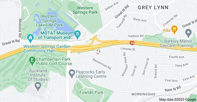 Location of Rhyde Street
