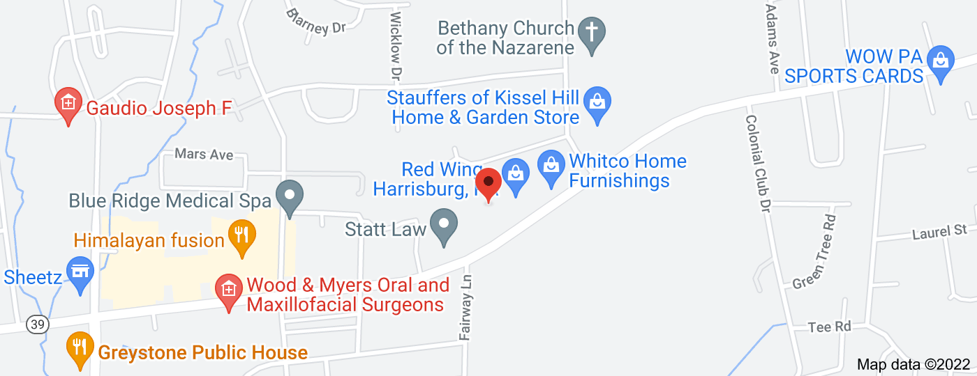 Location of Dr. Amir K. El Hassan, DDS