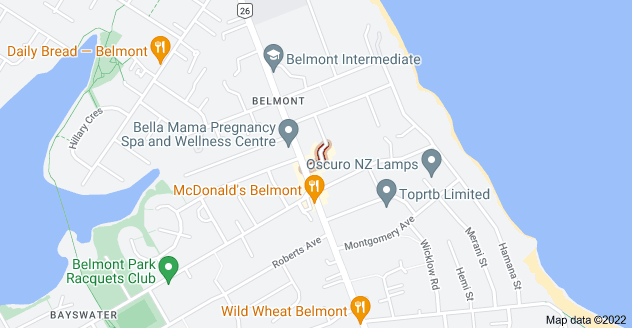Location of School Road