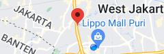 Peta Mazda Puri
