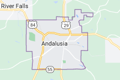 Andalusia Alabama Pro Voice & Data Network Cabling Solutions Provider