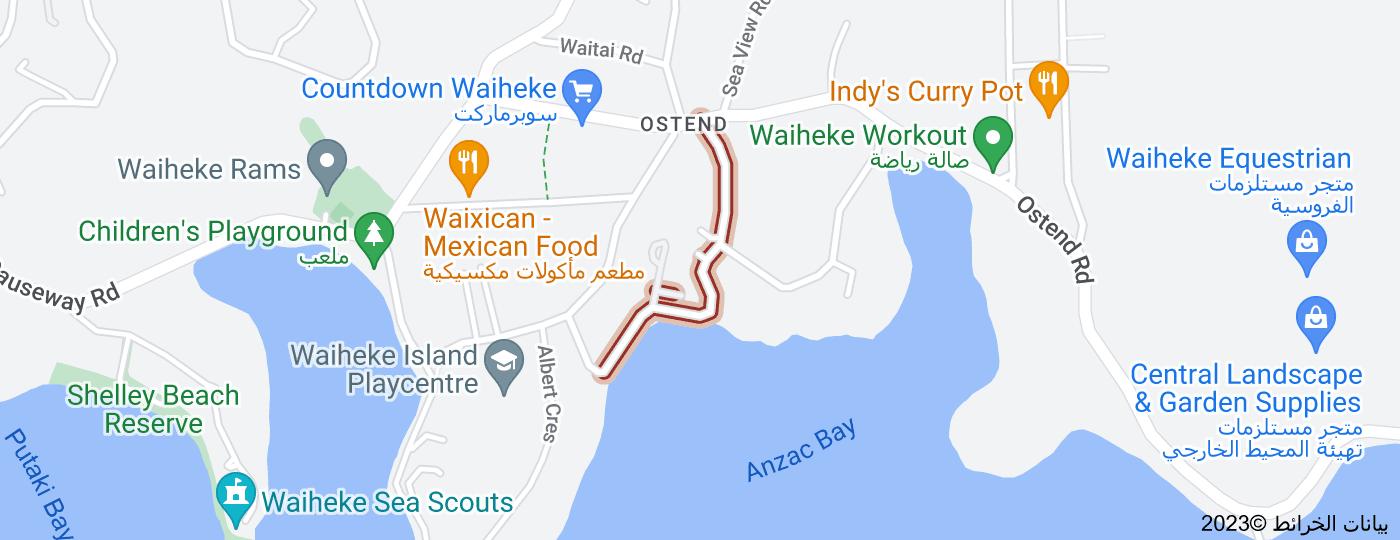 Location of Natzka Road