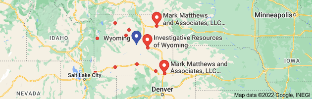 private investigator Wyoming