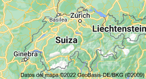 Location of Suiza